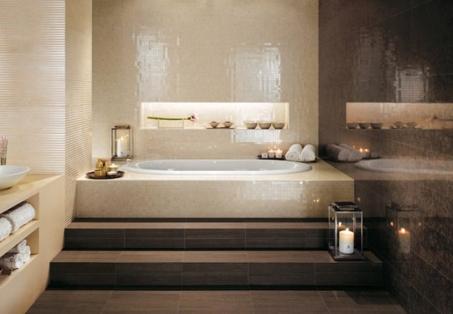 Allestimenti rivestimenti bagni rivestimenti bagni for Bagni rivestimenti